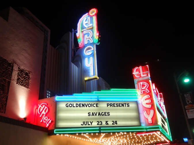 Savages | El Rey 2013