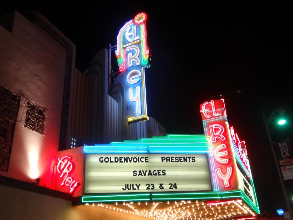 Savages | El Rey 2013
