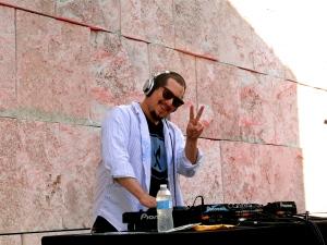 KCRW DJ Mario Cotto