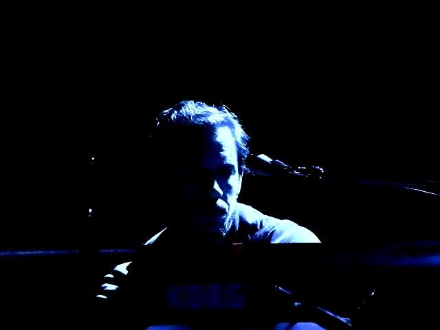 Simon Mavin of Hiatus Kaiyote on Keys.