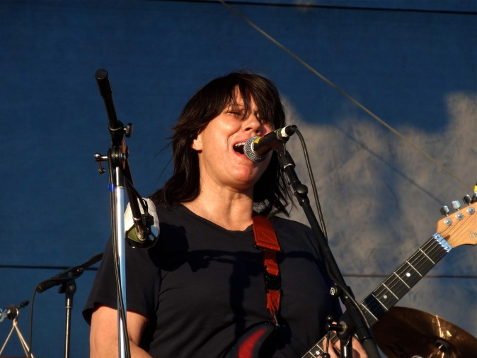 Kelley Deal of The Breeders