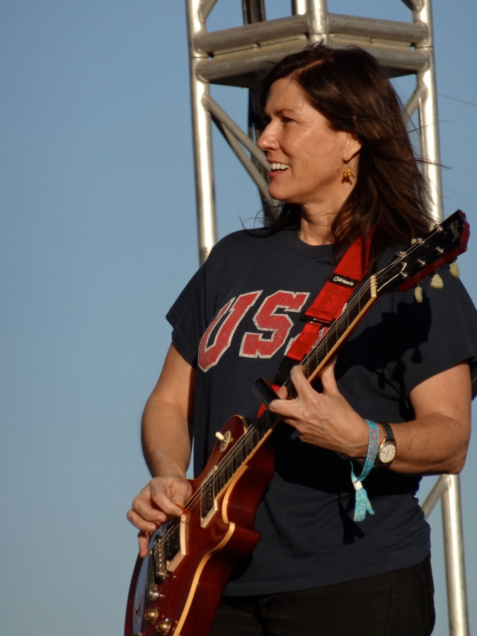 Kim Deal of The Breeders