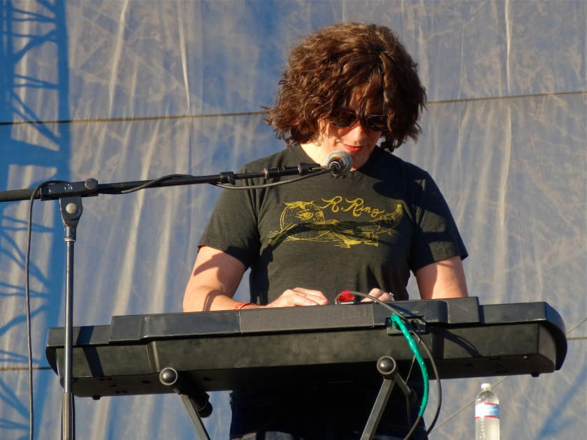 The Keyboardist for The Breeders