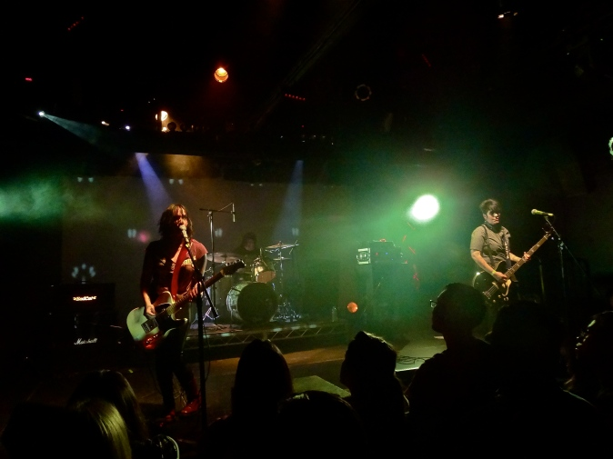 Girl in a Coma at the Echoplex 9/12/13.