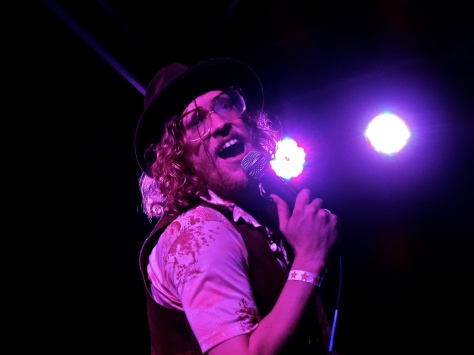 Allen Stone performing at The Beach Ball Festival 9/21/13 [ig: @methodman13]
