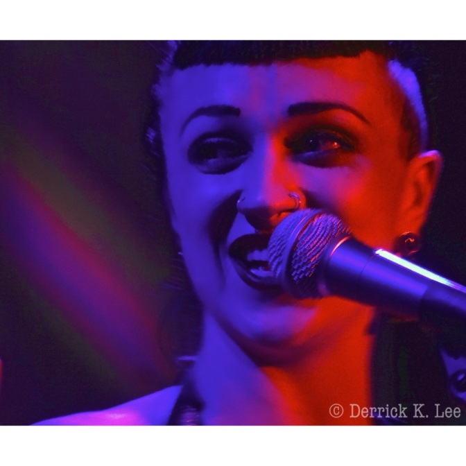"VIDEO: Hiatus Kaiyote cover Gorillaz ""Dare"""