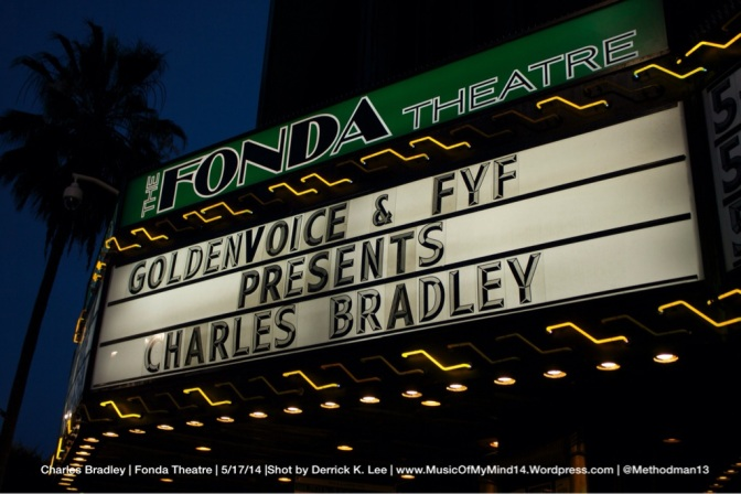 Charles Bradley | The Fonda Theatre | 5/17/14 [PHOTOS]