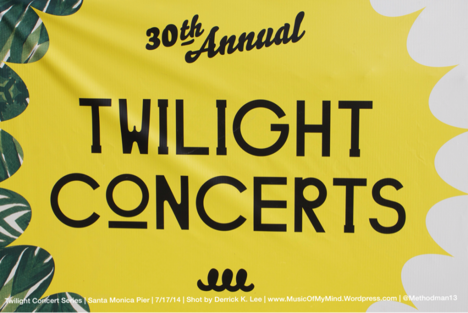 Twilight Concert Series | Santa Monica Pier
