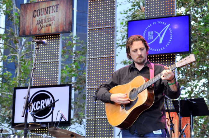 "Sturgill Simpson | KCRW's ""Country In The City"" Concert Series 