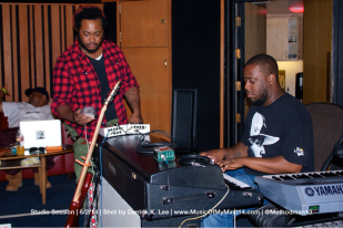Thundercat and Robert Glasper