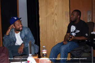 Terrace Martin and Robert Glasper