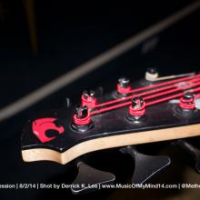 Thundercat's Guitar Head