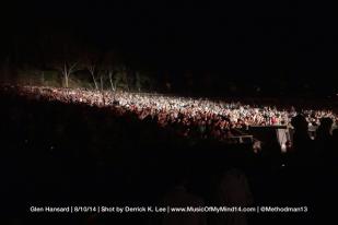 The Audience for Glen Hansard