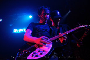 Jordan Cook and David T. Rapaport of Reignwolf
