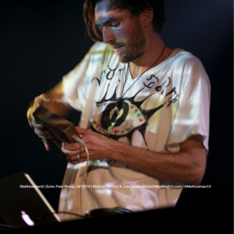 Matthewdavid | Echo Park Rising