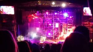 Mötley Crüe + pyrotechnics