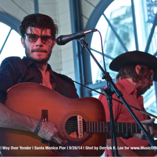 The Far West   Way Over Yonder 2014