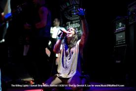 The Killing Lights | Sunset Strip Music Festival 2014