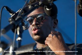Moses Sumney | Way Over Yonder 2014