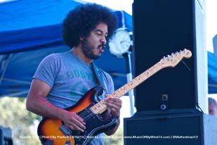 Speedy Ortiz   First City Festival 2014