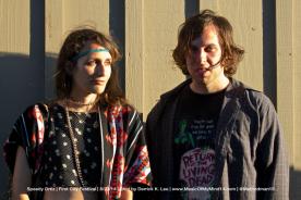 Speedy Ortiz | First City Festival 2014