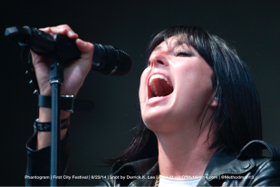 Phantogram | First City Festival 2014