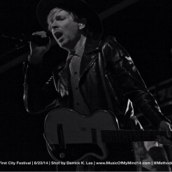Beck   First City Festival 2014