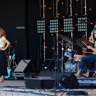 Lake Street Dive | First City Festival 2014