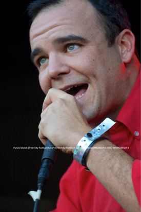 Future Islands | First City Festival 2014