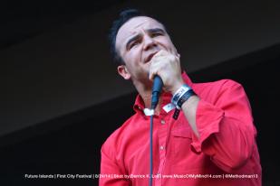 Future Islands | First City Festival 2014