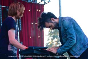 Geographer | Fist City Festival 2014