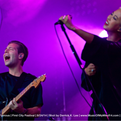 The Naked And Famous | First City Festival 2014
