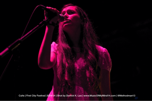 Cults   First City Festival 2014
