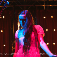 Cults | First City Festival 2014