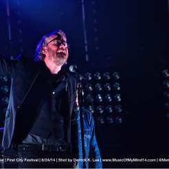 The National | First City Festival 2014