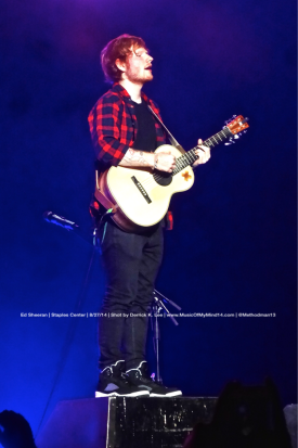 Ed Sheeran | Staples Center