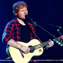 Ed Sheeran   Staples Center