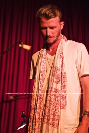 Illumination Road | Hotel Cafe