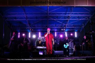 King James & The Special Men | Twilight Concert Series