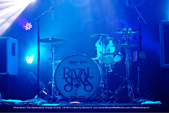 Rival Sons | The Observatory | 9/19/14 [Photos]