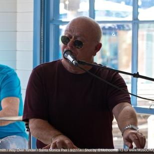 Lenny Goldsmith | Way Over Yonder 2014