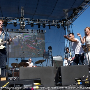 The Lone Bellow | Way Over Yonder 2014