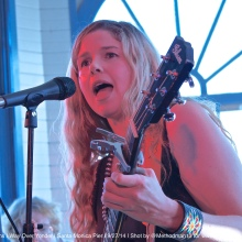 Leslie Steven | Way Over Yonder 2014