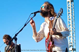 Chris Robinson Brotherhood | Way Over Yonder 2014