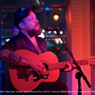 Nathaniel Rateliff   Way Over Yonder 2014