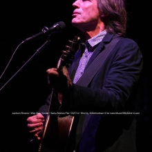 Jackson Browne | Way Over Yonder 2014