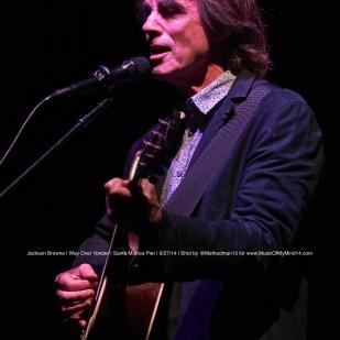 Jackson Browne | Way Over Yonder 2014