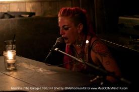 Machine | The Garage