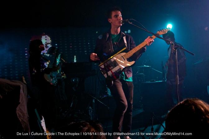 De Lux | Culture Collide | Echoplex | 10/16/14 [Photos]
