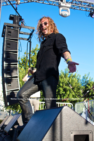 Mod Sun | Sunset Strip Music Festival 2014
